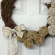 fall rosette wreaths