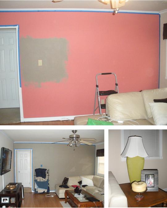 beth brevik » living room progress